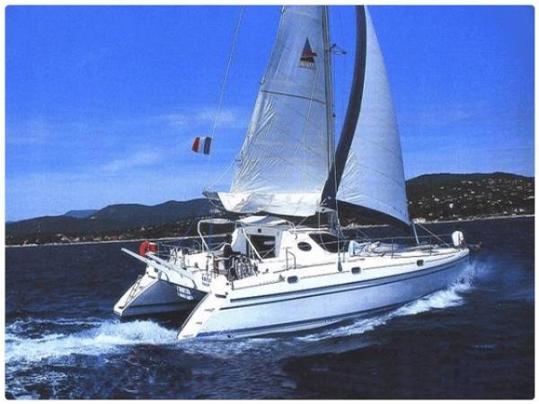 Catana 41 Ocean (4 cab.)