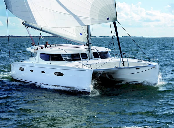 Fountaine Pajot Salina 48 (4+1 cab.)