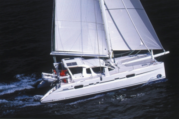 Catana 52 Ocean (5 cab.)