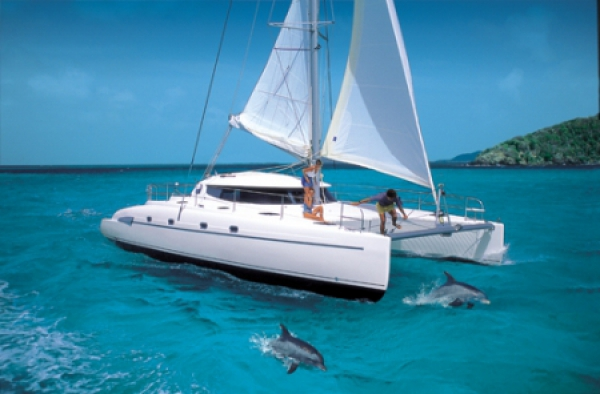 Fountaine Pajot Bahia 46 (4+2 cab.)
