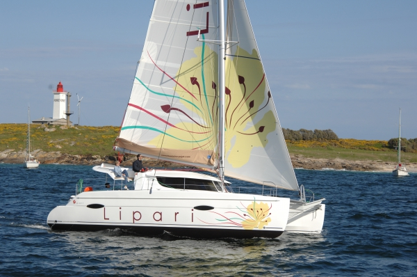 Fountaine Pajot Lipari 41 (4 cab.)