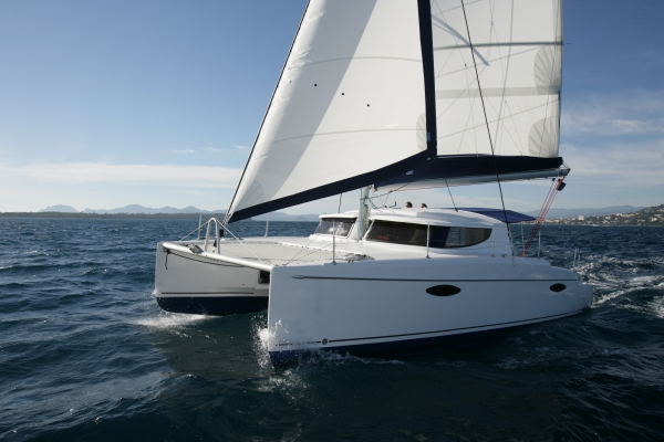 Fountaine Pajot Mahe 36 (3 cab.)