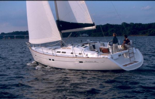 Beneteau Oceanis Clipper 423 (4 cab.)