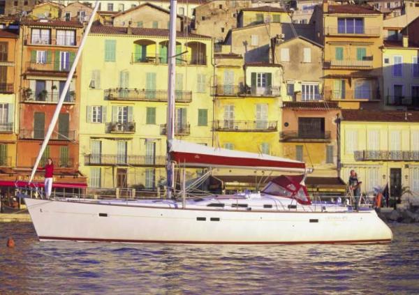 Beneteau Oceanis Clipper 473 (4 cab.)