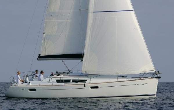 Jeanneau Sun Odyssey 39i (3 cab.)