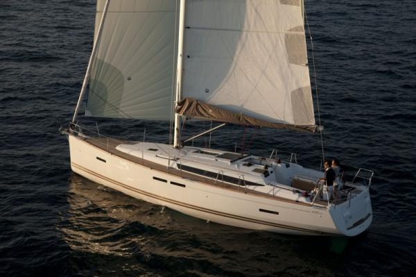 Jeanneau Sun Odyssey 439 (3 cab.)