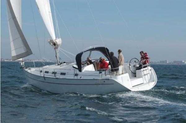 Beneteau Cyclades 39.3 (3 cab.)