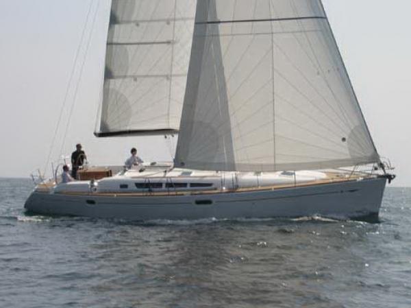 Jeanneau Sun Odyssey 45 (4 cab.)