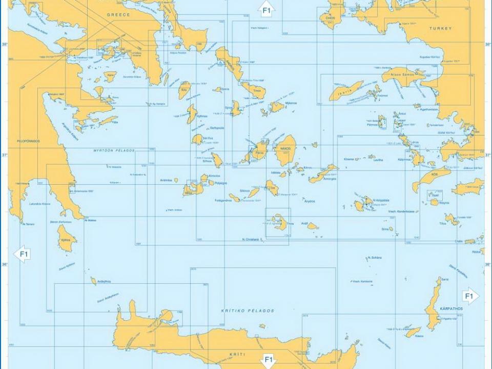 Sailingholidays Harta Egee