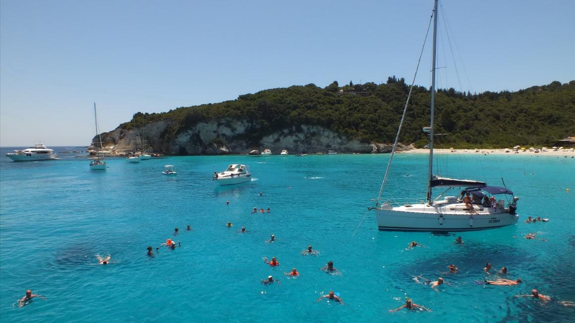 Sailingholidays Grecia Insulele Ionice