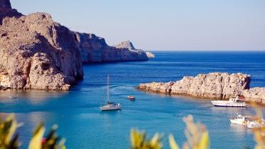 GRECIA, insulele Dodecanese