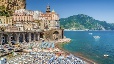 ITALIA, insulele Napoletane, Amalfi
