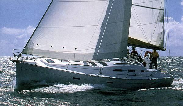 Beneteau Oceanis Clipper 393 (3 cab.)