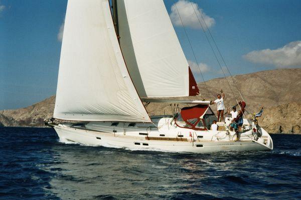 Beneteau Oceanis 461 (4 cab.)
