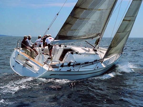 Bavaria 42 match (3 cab.)