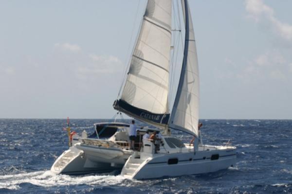 Catana 43 Ocean (4+2 cab.)