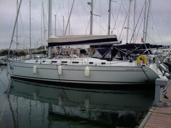 Beneteau Cyclades 50.4 (4 cab.)