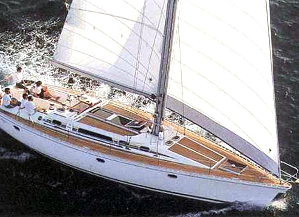 Jeanneau Sun Odyssey 51 (4+1 cab.)