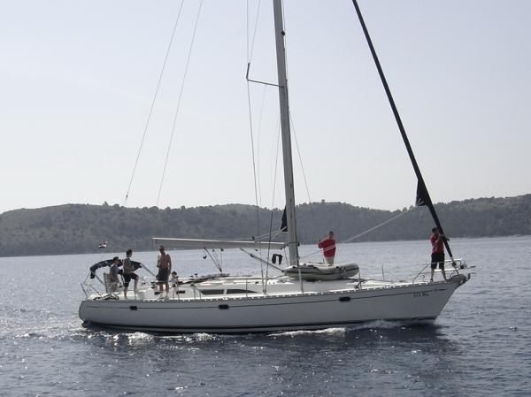 Jeanneau Sun Odyssey 45.2 (4 cab.)