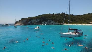 GRECIA, insulele Ionice